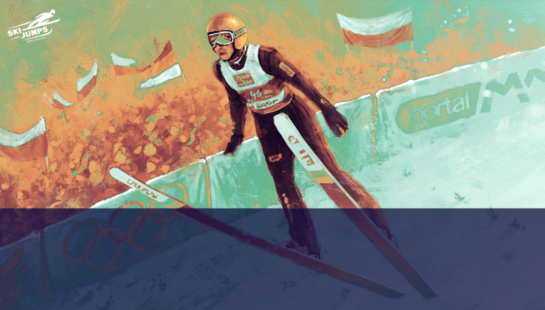 SKI JUMPS - zostań legendarnym skoczkiem narciarskim