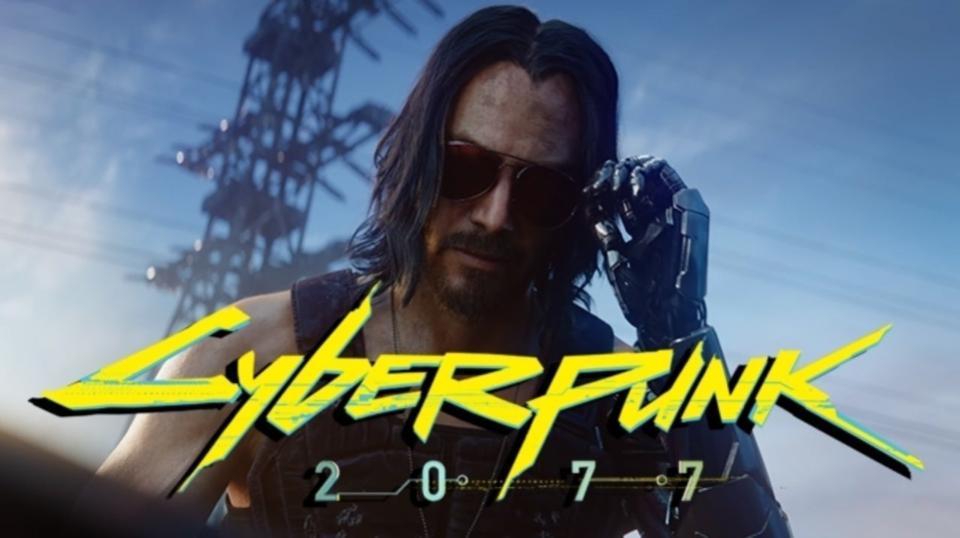 cyberpunk 2077 gry komputerowe