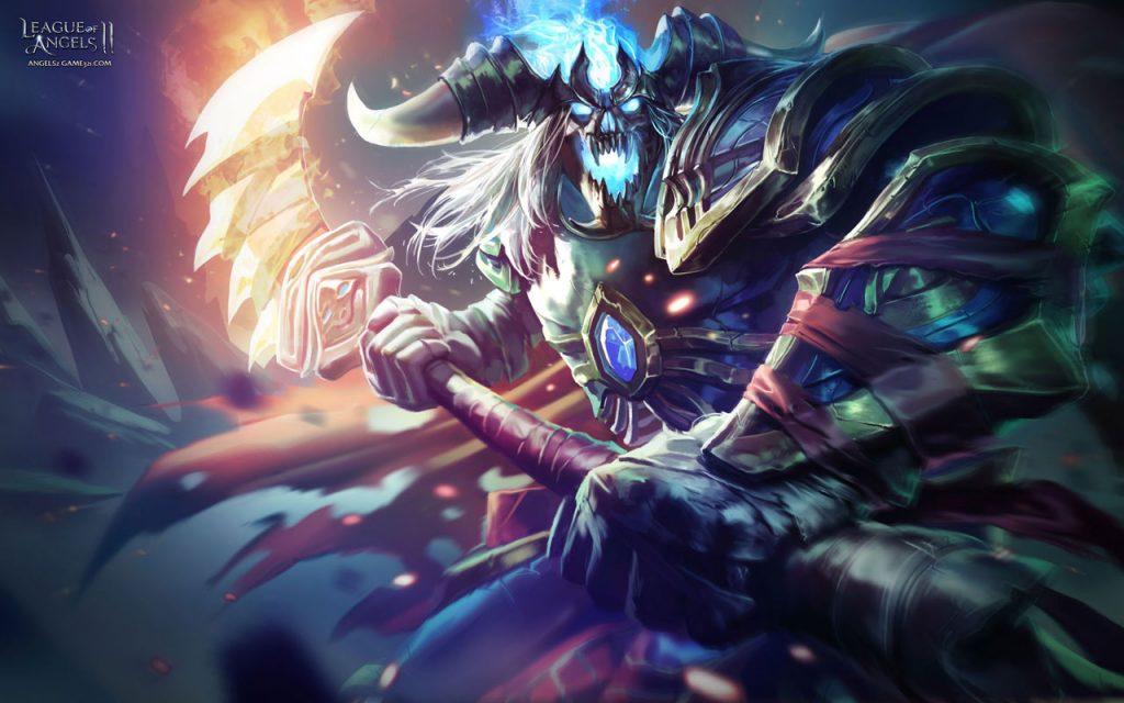 League of Angels 4 Heaven's Fury