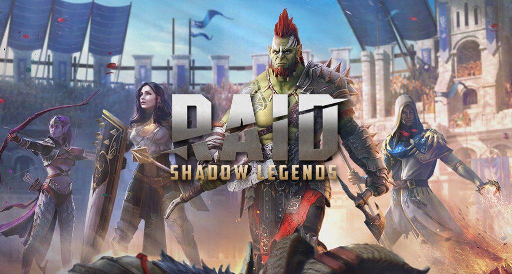 gra raid shadow legends