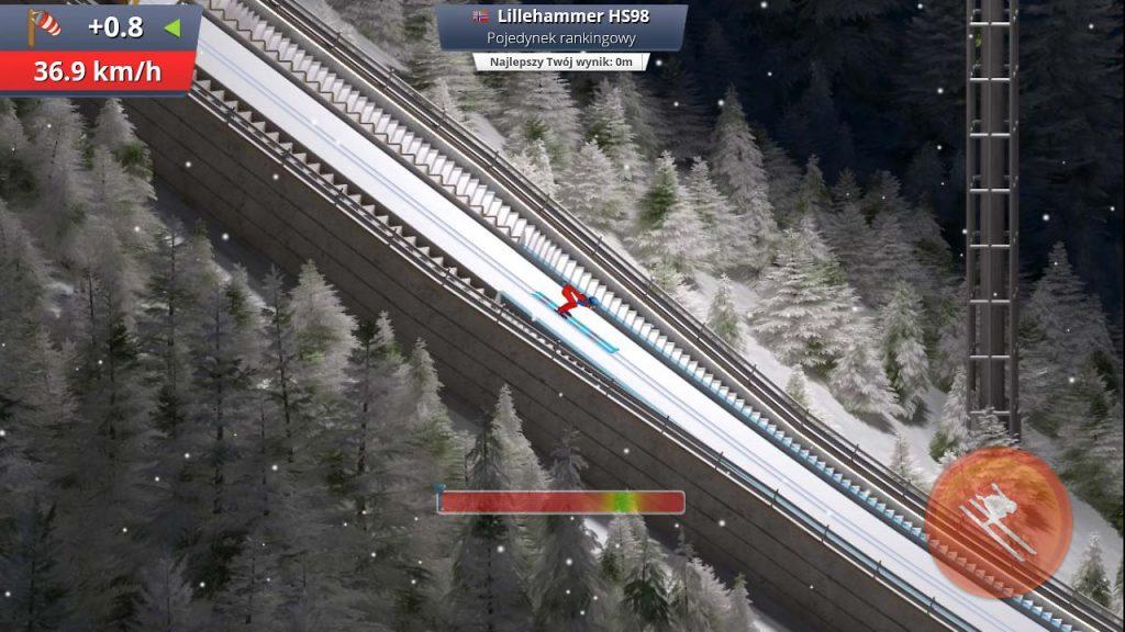 Ski Jump Mania 3 skoki narciarskie