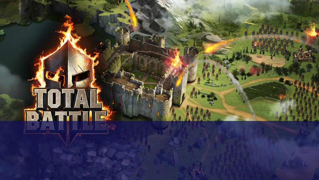 TOTAL BATTLE - władaj, dziel i rządź - fascynująca gra strategiczna