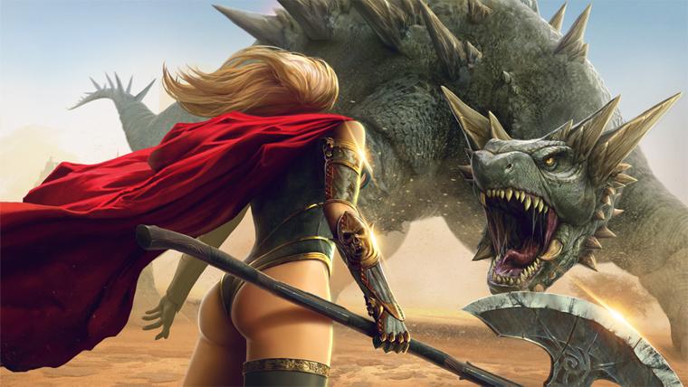 gry strategiczne online - Total Battle
