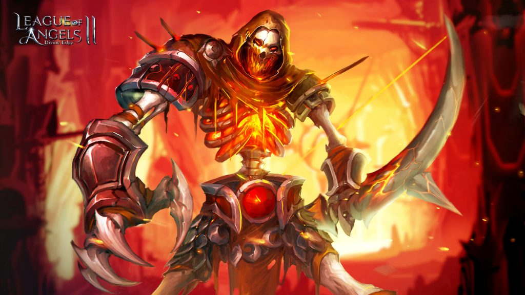 League of Angels 4 Heaven's Fury - nieprzeciętne MMORPG