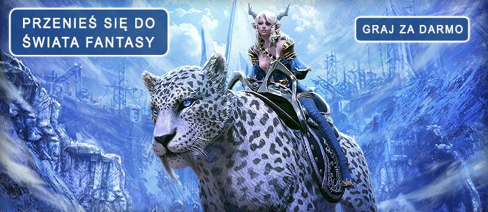 gry fantasy mmo darmowe