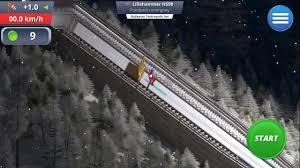 Ski Jump Mania 3 - Prawdziwa symulacja lotów i poprawnych lądowań